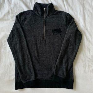 Roots Half Zip Sweatshirt - Small